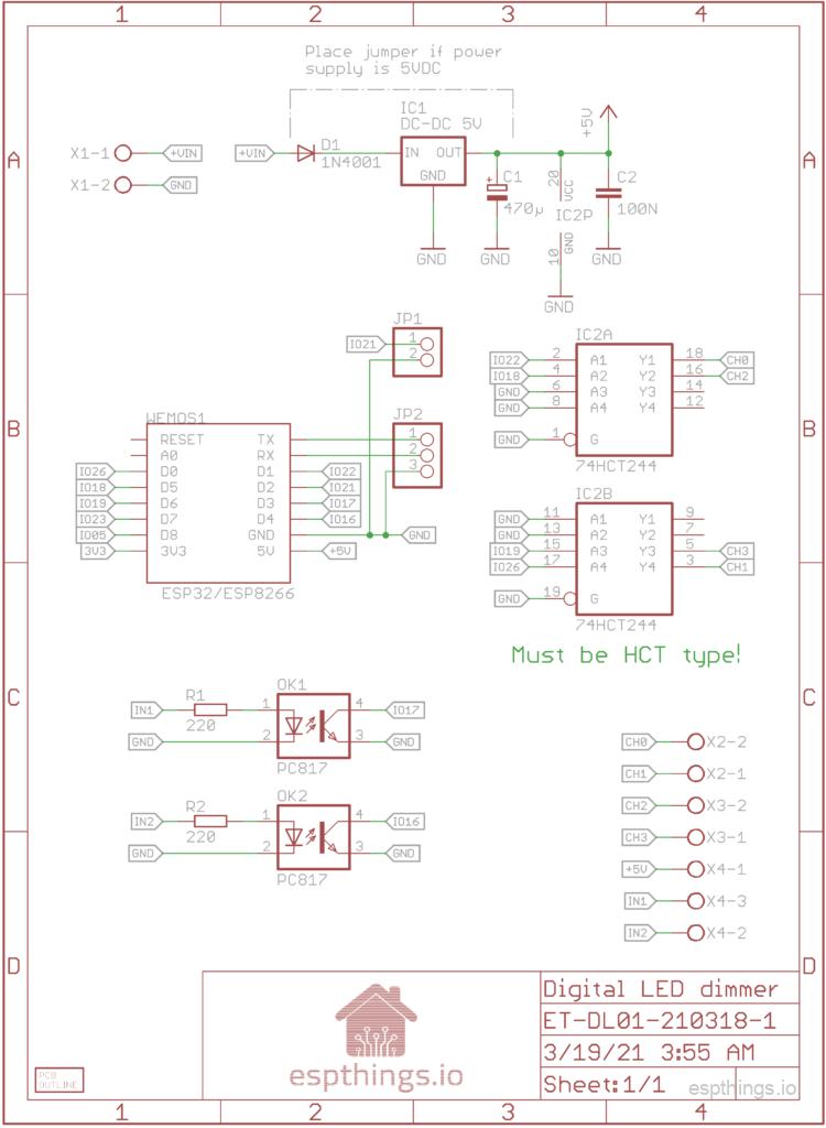 DL01 Diagram