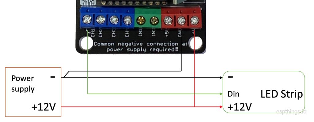 ET-DL01 connections
